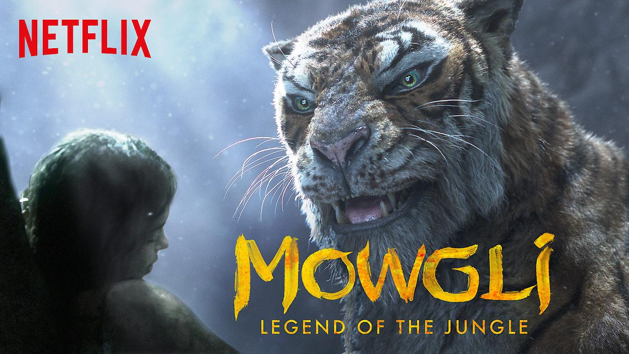 Mowgli: Legend of the Jungle on Netflix UK