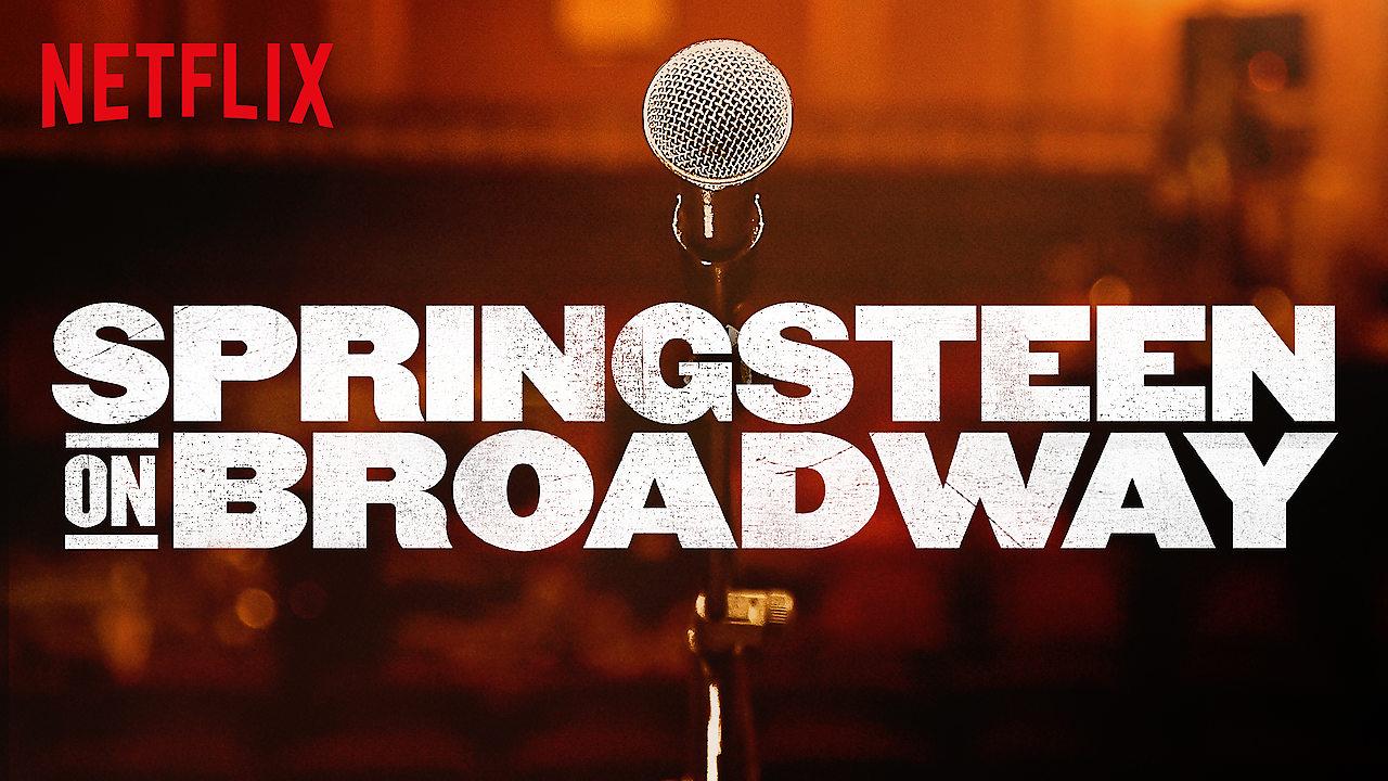 Springsteen on Broadway on Netflix UK
