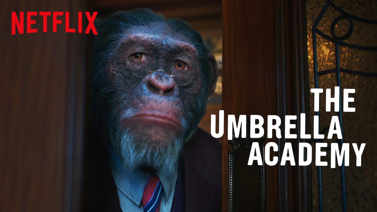 The Umbrella Academy on Netflix UK