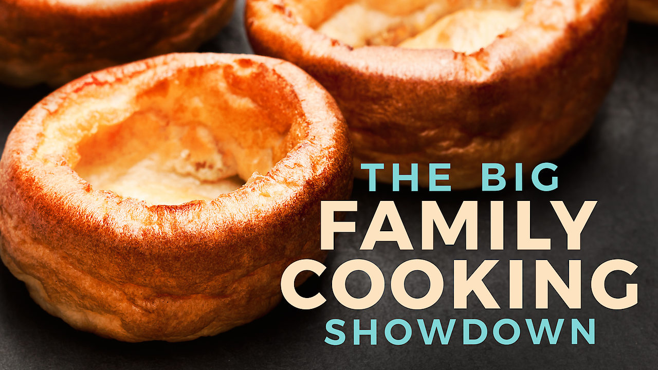 The Big Family Cooking Showdown on Netflix UK