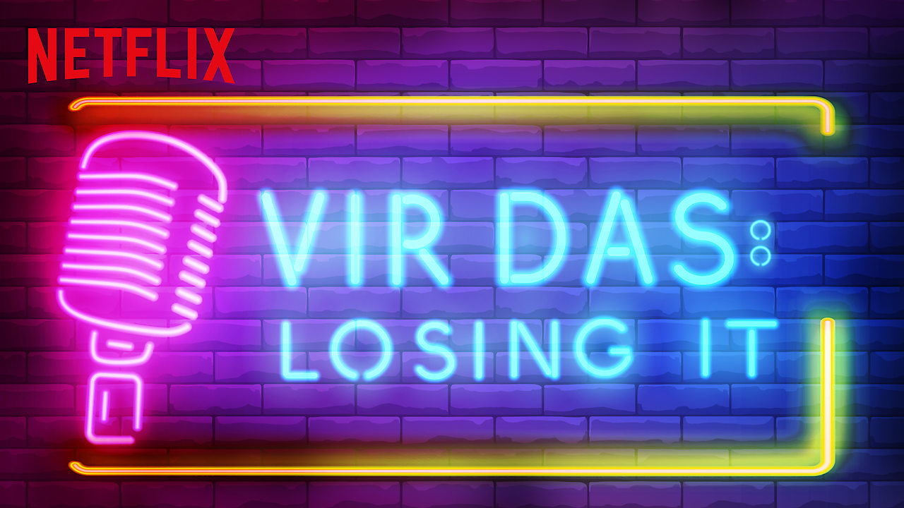 Vir Das: Losing It on Netflix UK