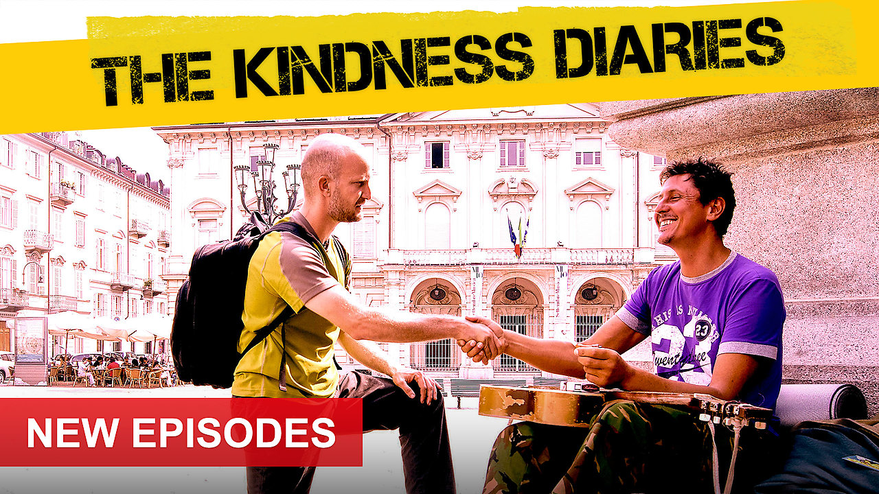 The Kindness Diaries on Netflix UK