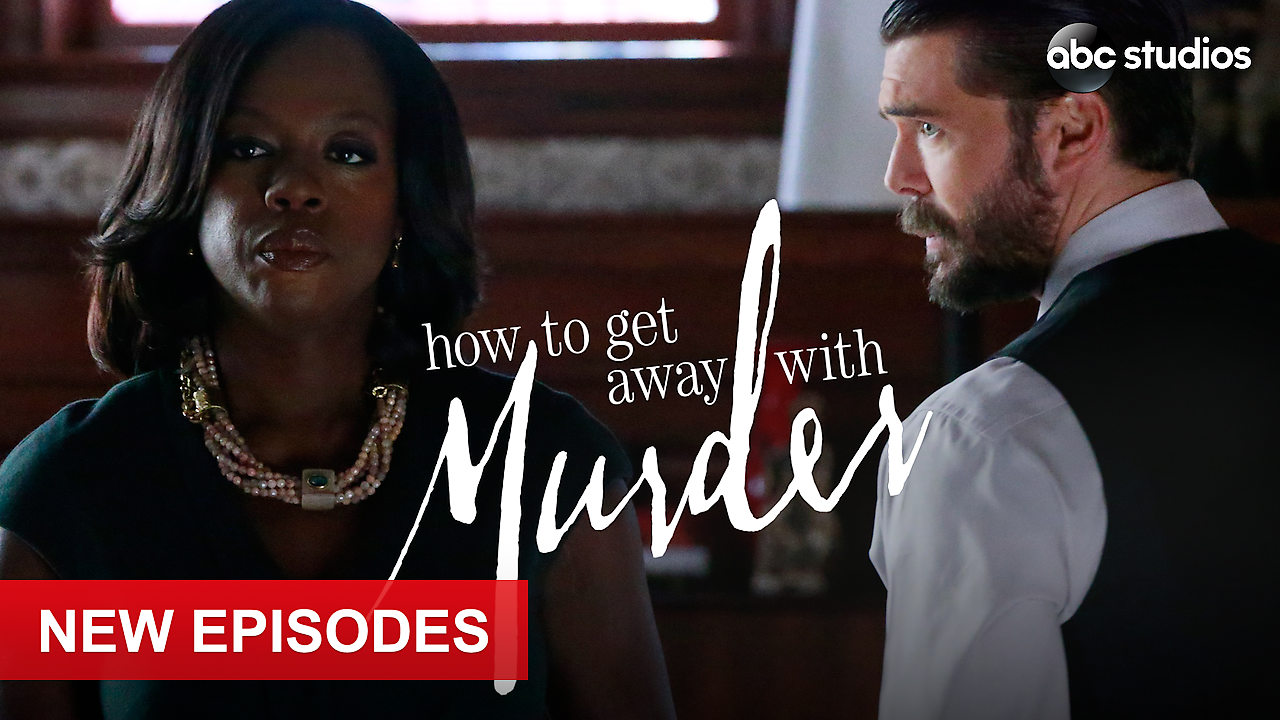 How to Get Away With Murder on Netflix UK