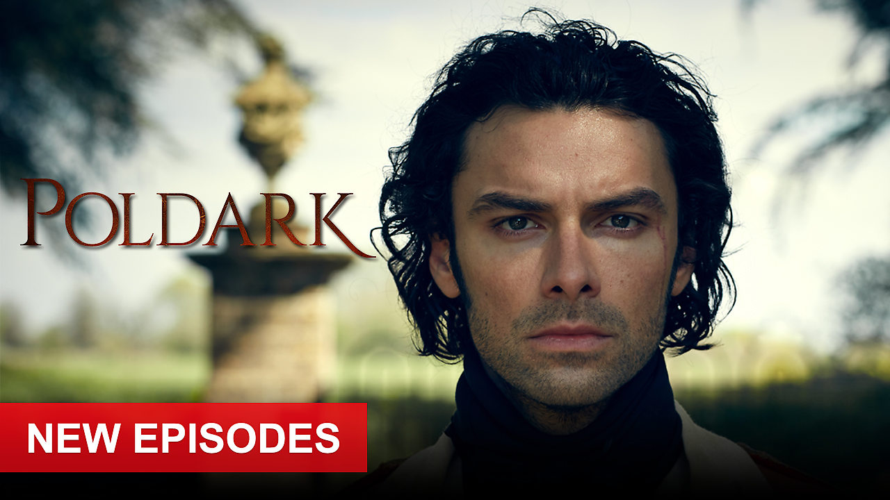 Poldark on Netflix UK