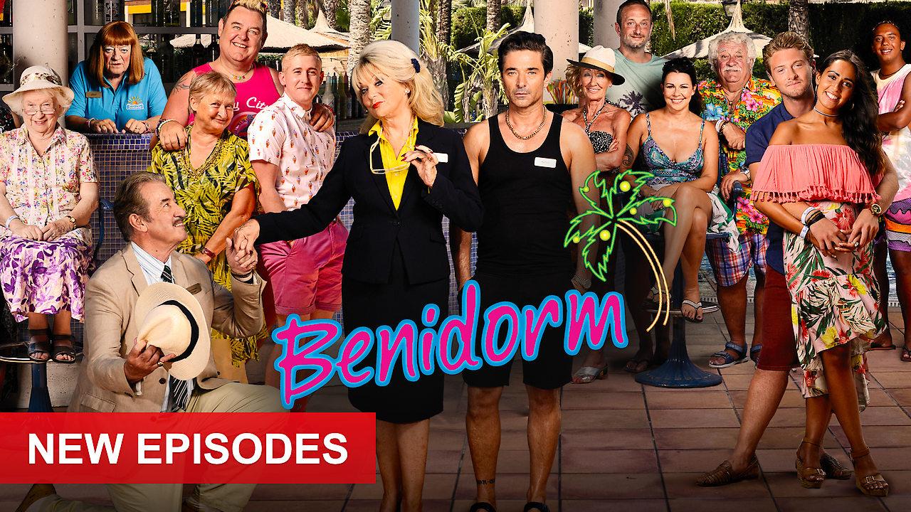 Benidorm on Netflix UK