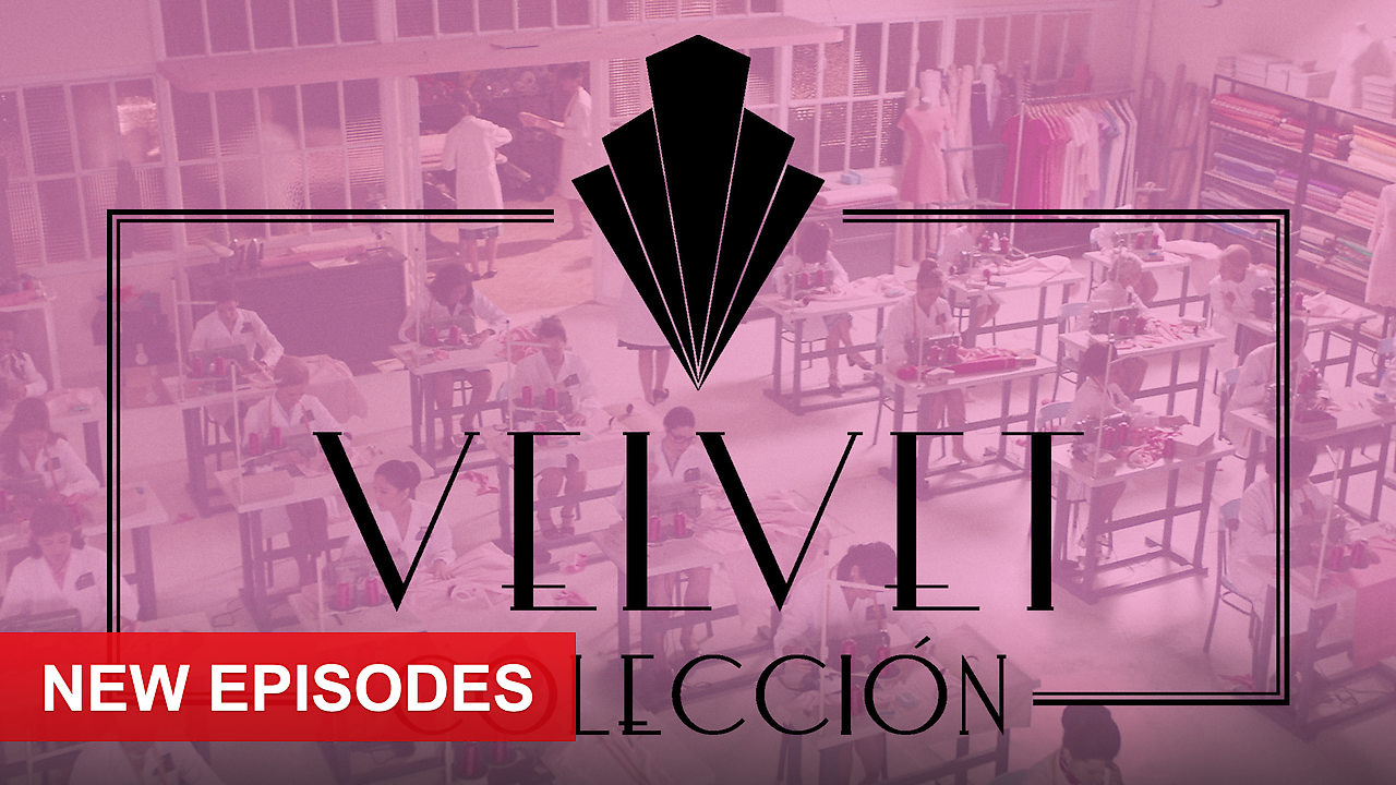 Velvet Colección on Netflix UK