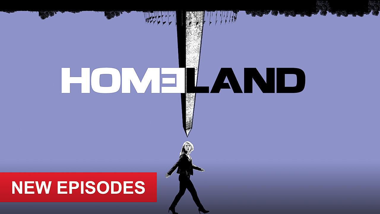 Homeland on Netflix UK