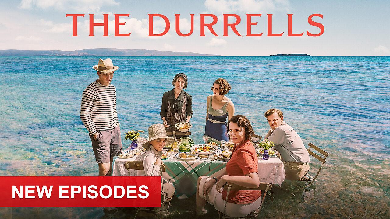 The Durrells on Netflix UK