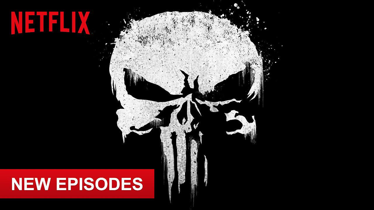 Marvel's The Punisher on Netflix UK