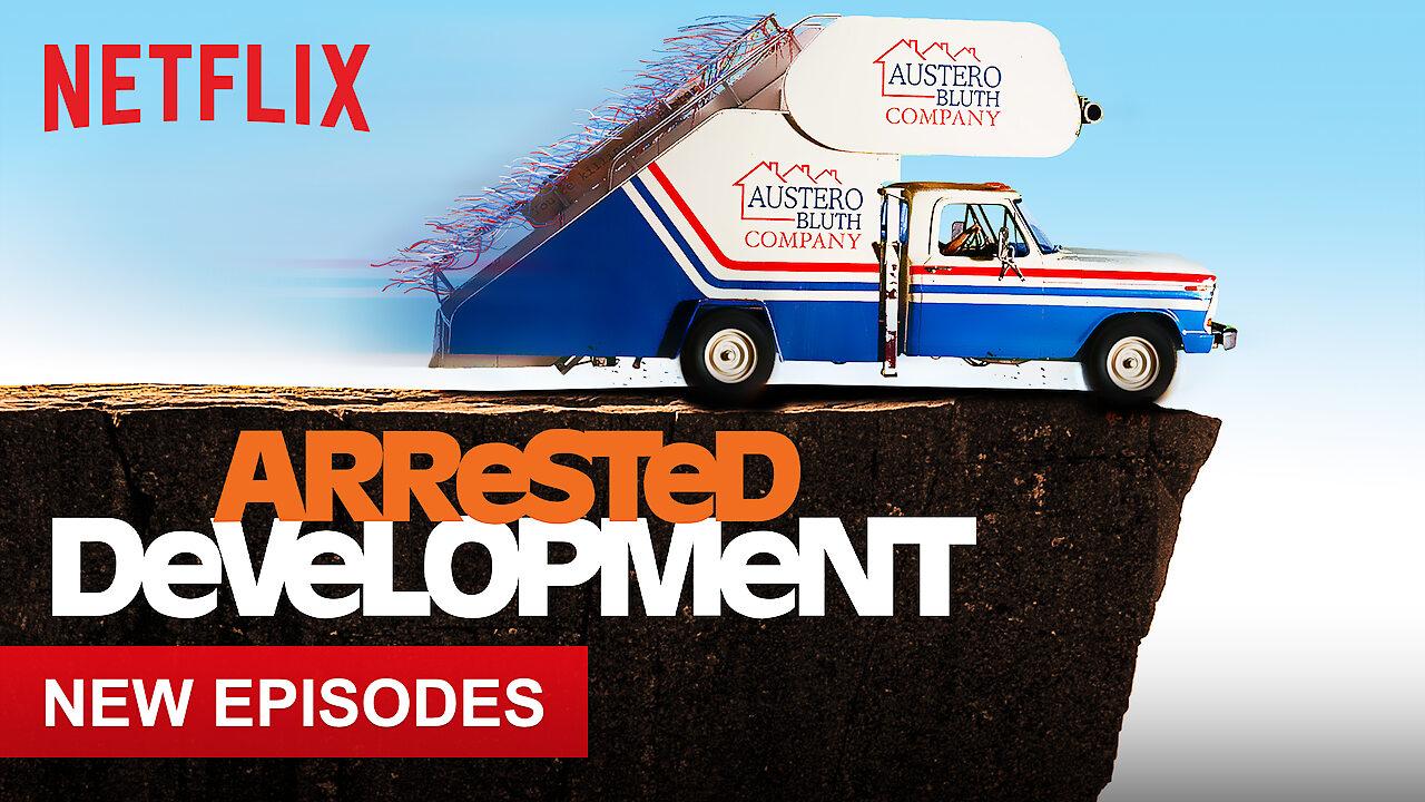 Arrested Development on Netflix UK