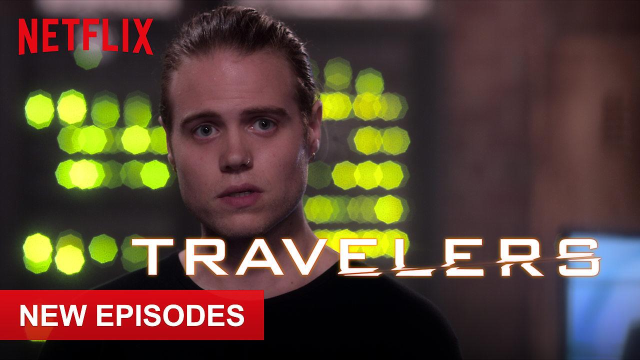 Travelers on Netflix UK