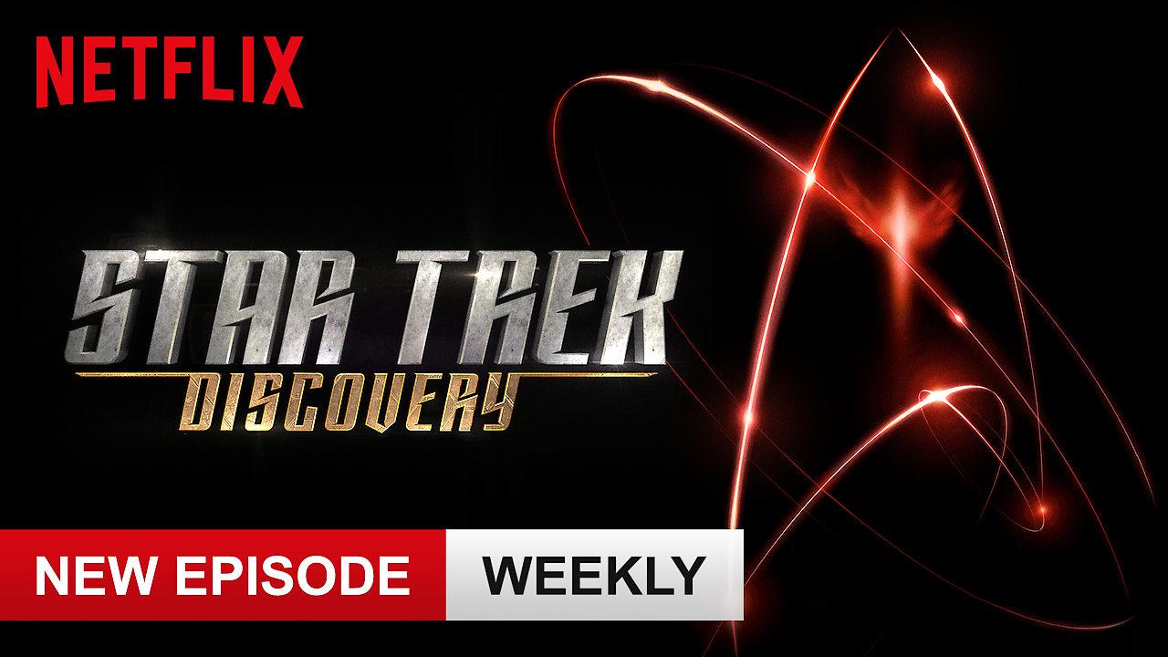 Star Trek: Discovery on Netflix UK