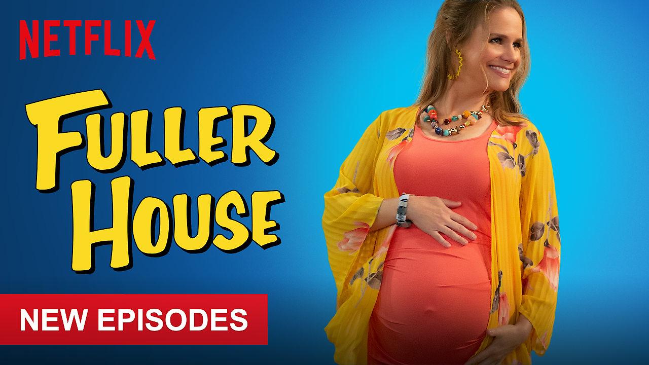 Fuller House on Netflix UK