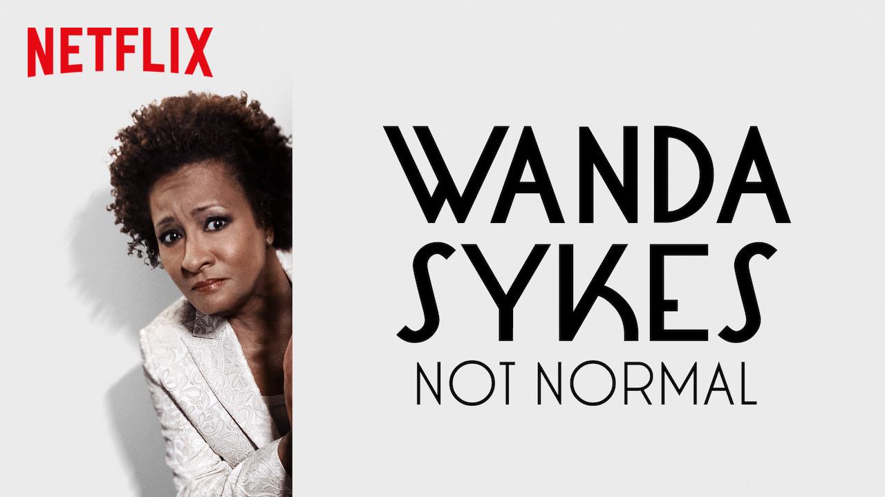 Wanda Sykes: Not Normal on Netflix UK
