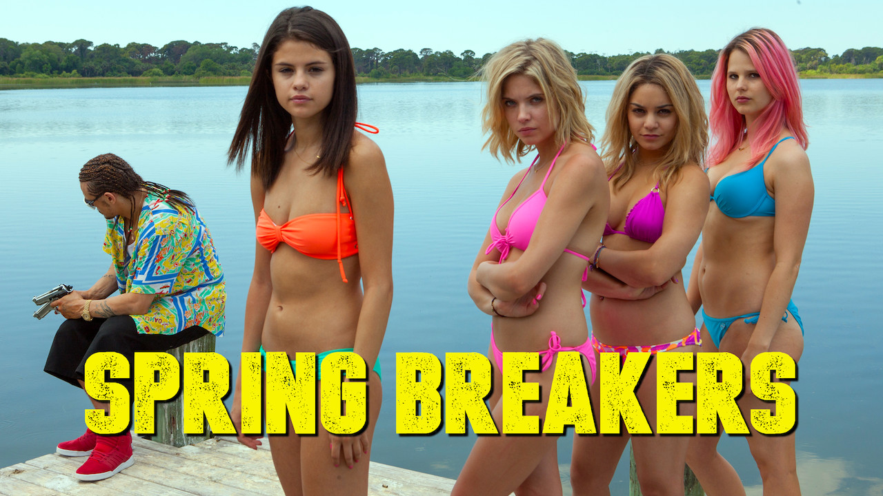 Spring Breakers on Netflix UK