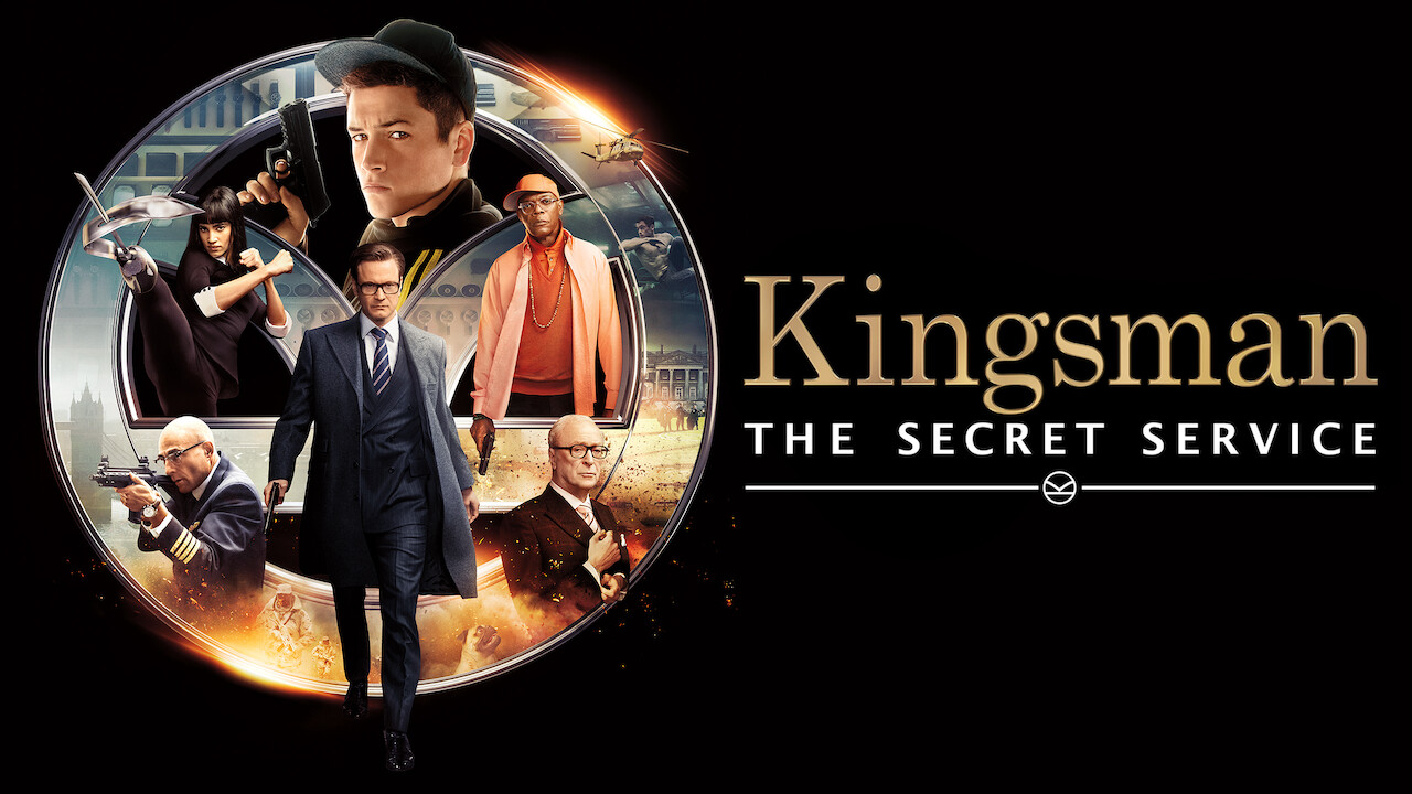 Kingsman: The Secret Service on Netflix UK