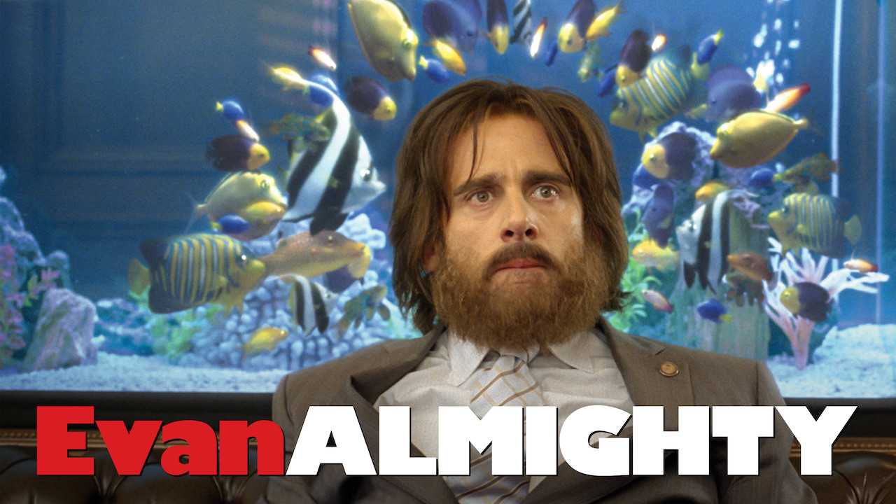 Evan Almighty on Netflix UK