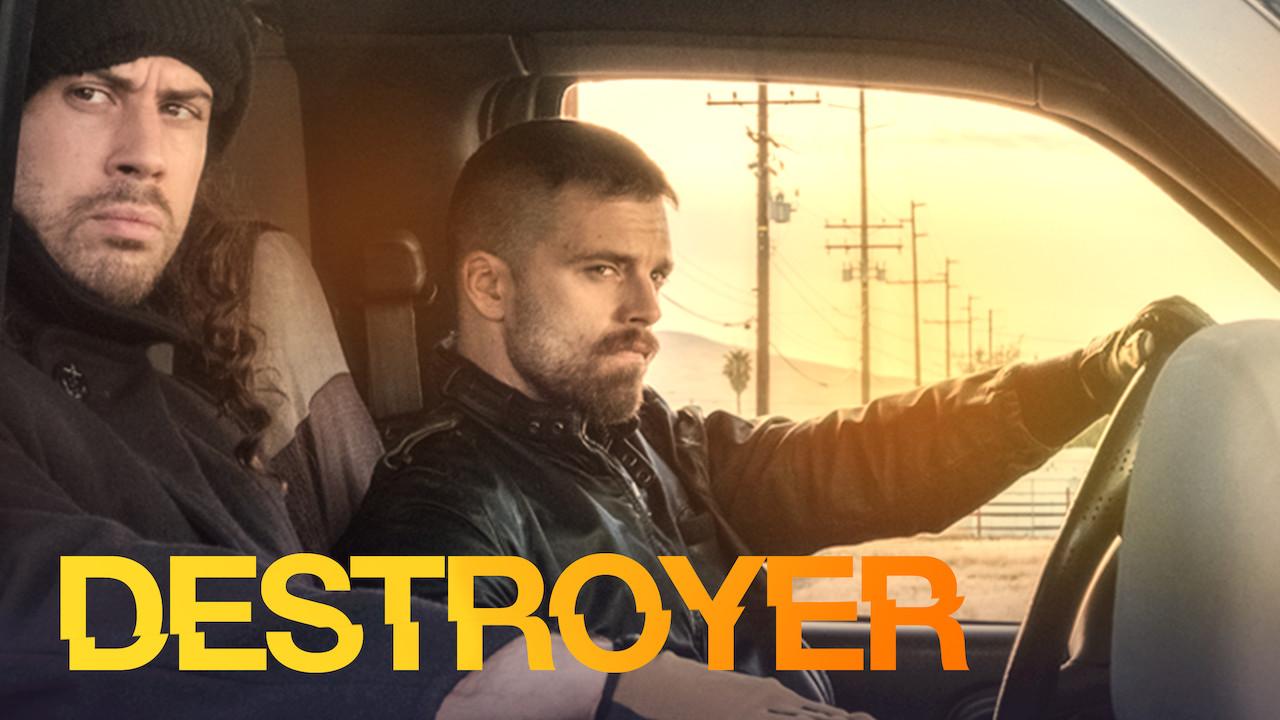Destroyer on Netflix UK