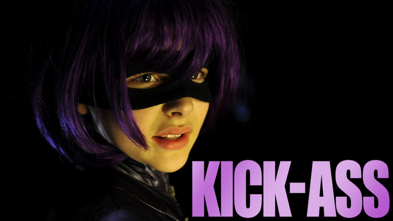 Kick-Ass on Netflix UK