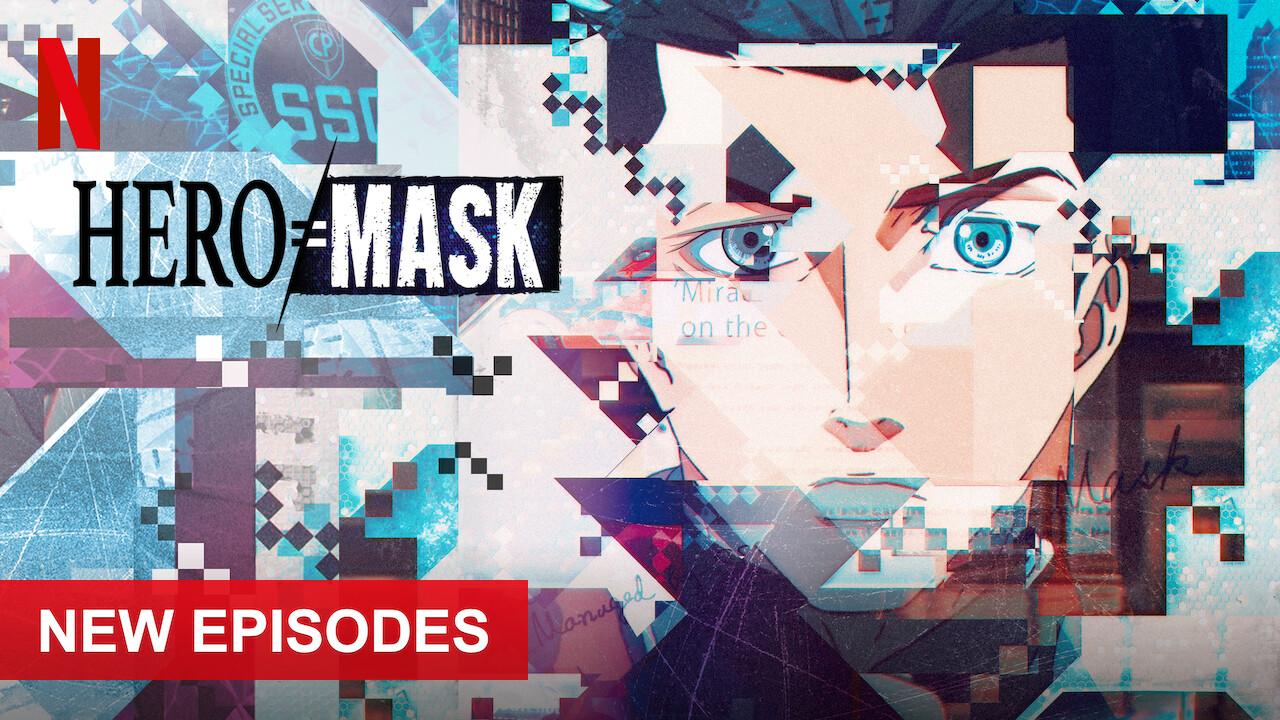 HERO MASK on Netflix UK