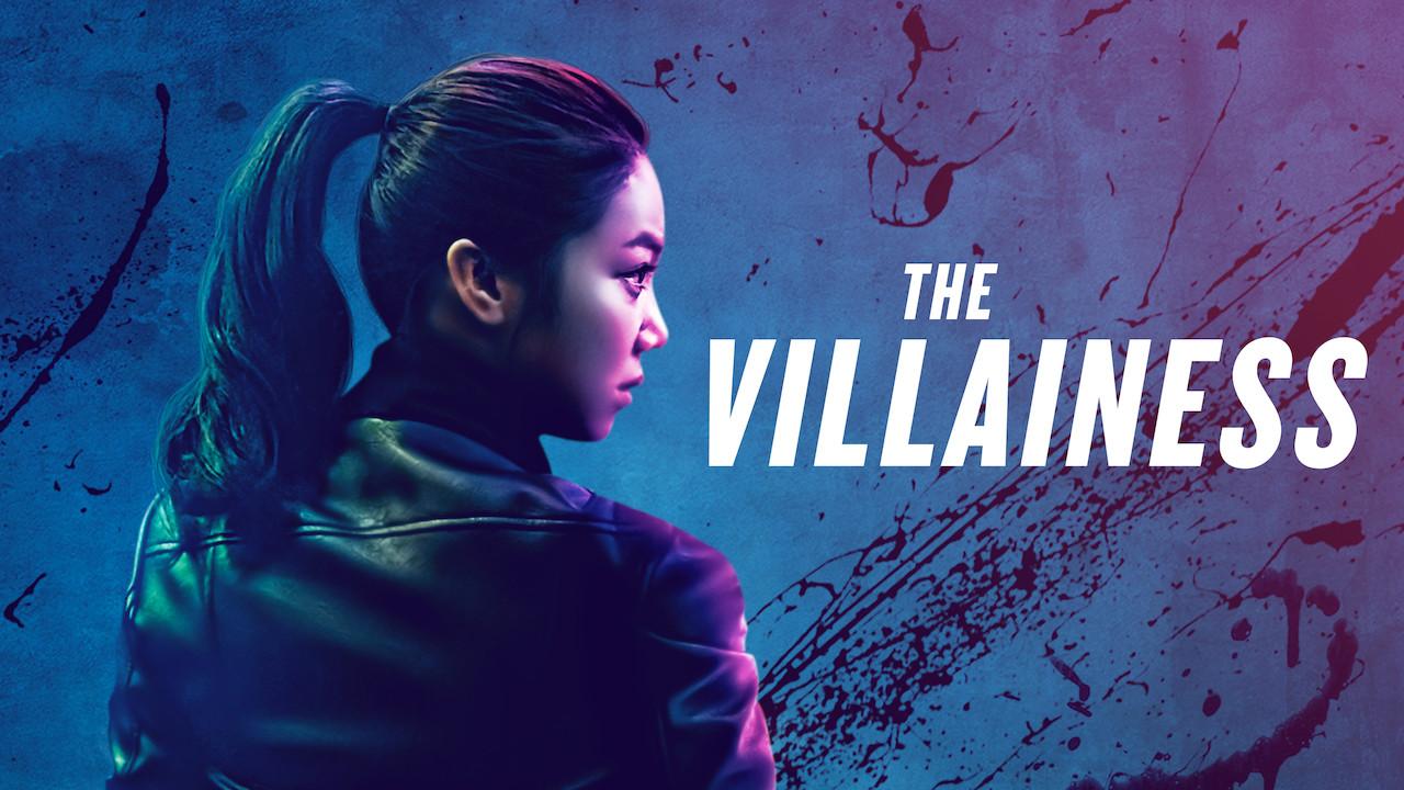 Is 'The Villainess' (2017) available to watch on UK Netflix
