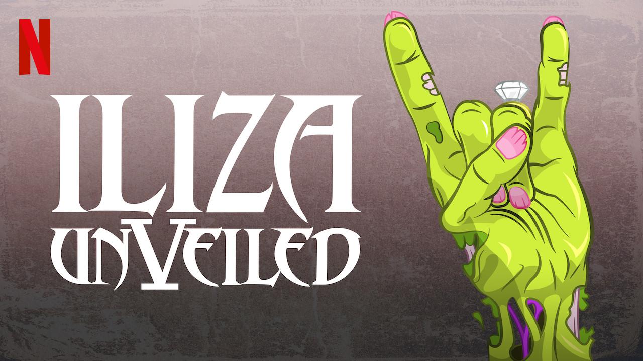 Iliza Shlesinger: Unveiled on Netflix UK