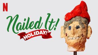 Nailed It! Holiday! (2019)