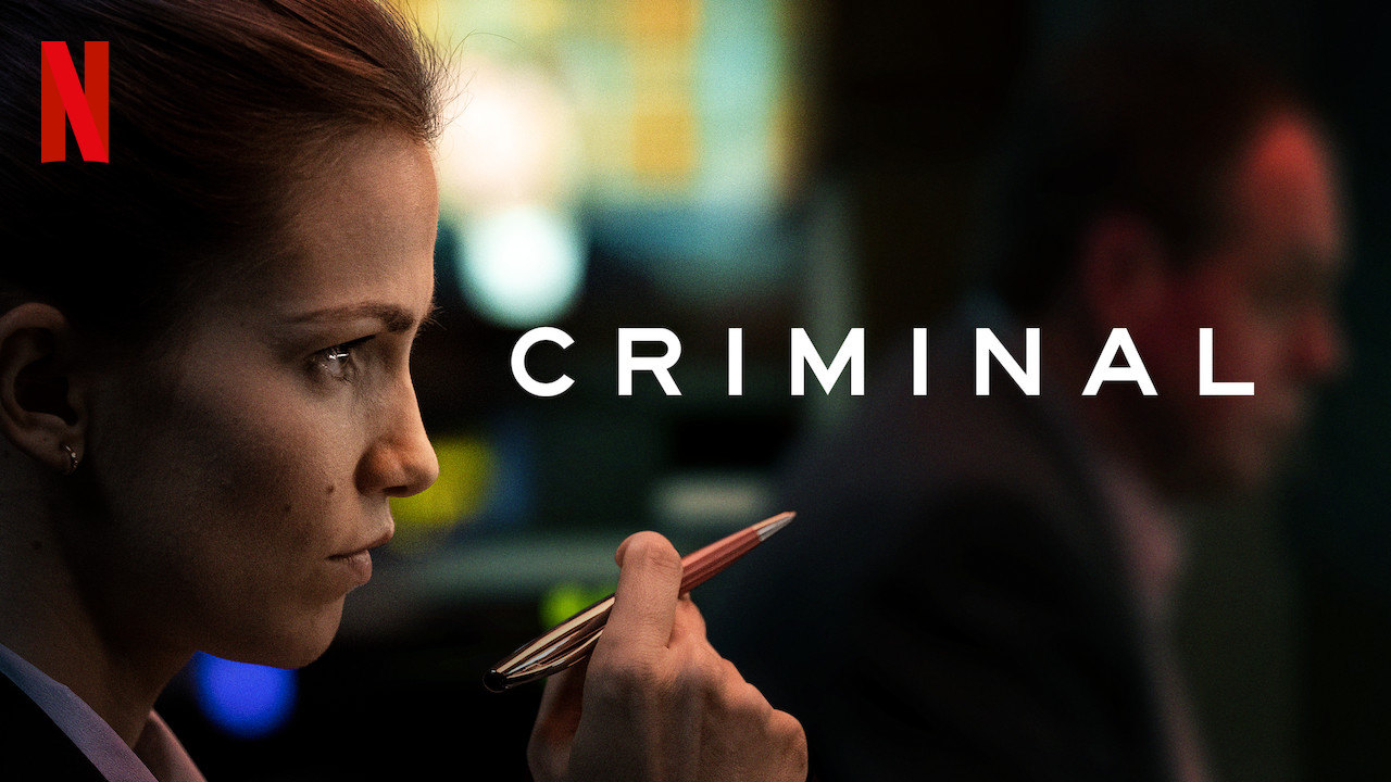 Criminal: France on Netflix UK