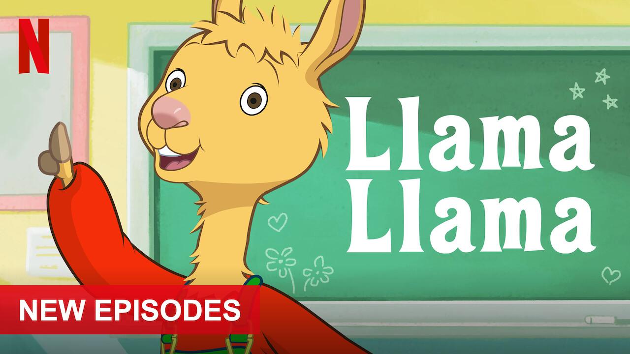 Llama Llama on Netflix UK