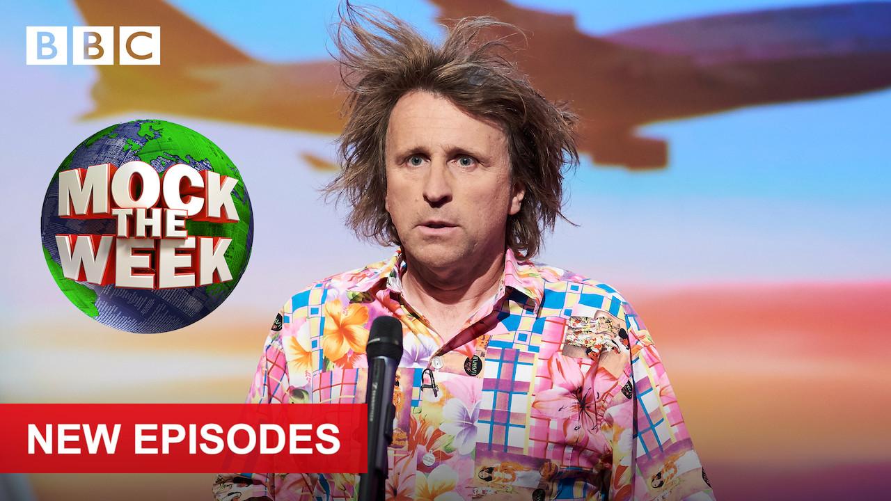 Mock the Week on Netflix UK