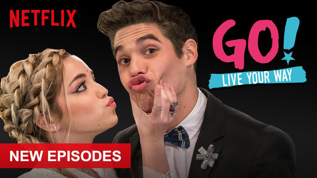 Go! Live Your Way on Netflix UK