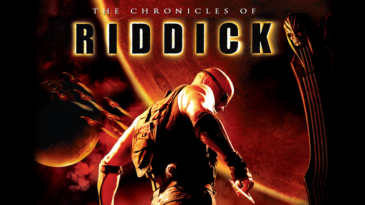 The Chronicles of Riddick on Netflix UK
