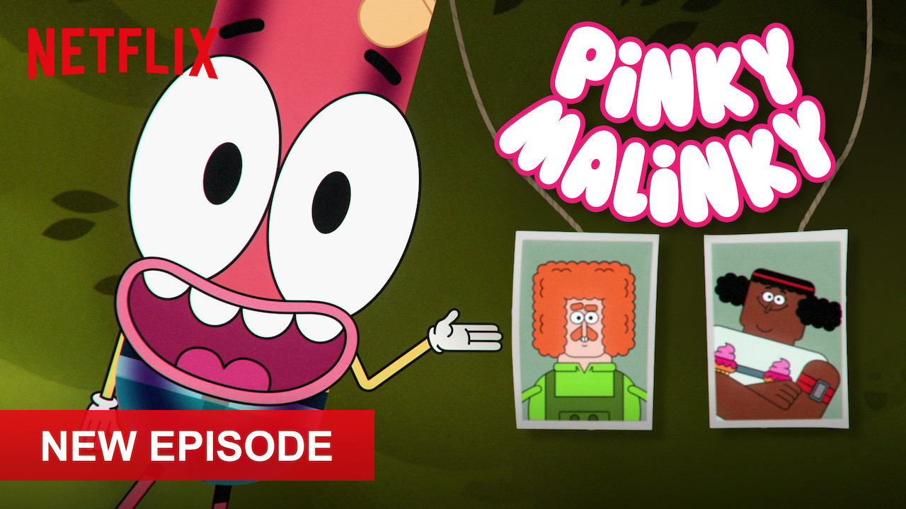 Pinky Malinky on Netflix UK