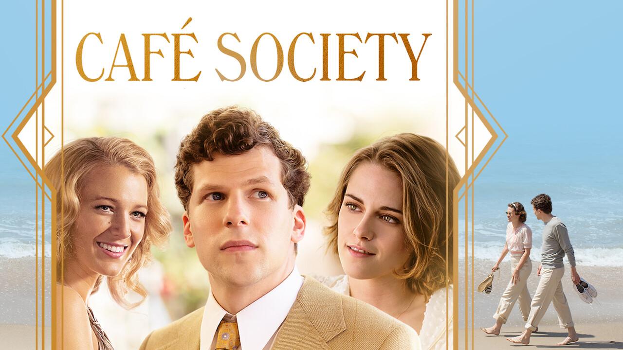 Café Society on Netflix UK