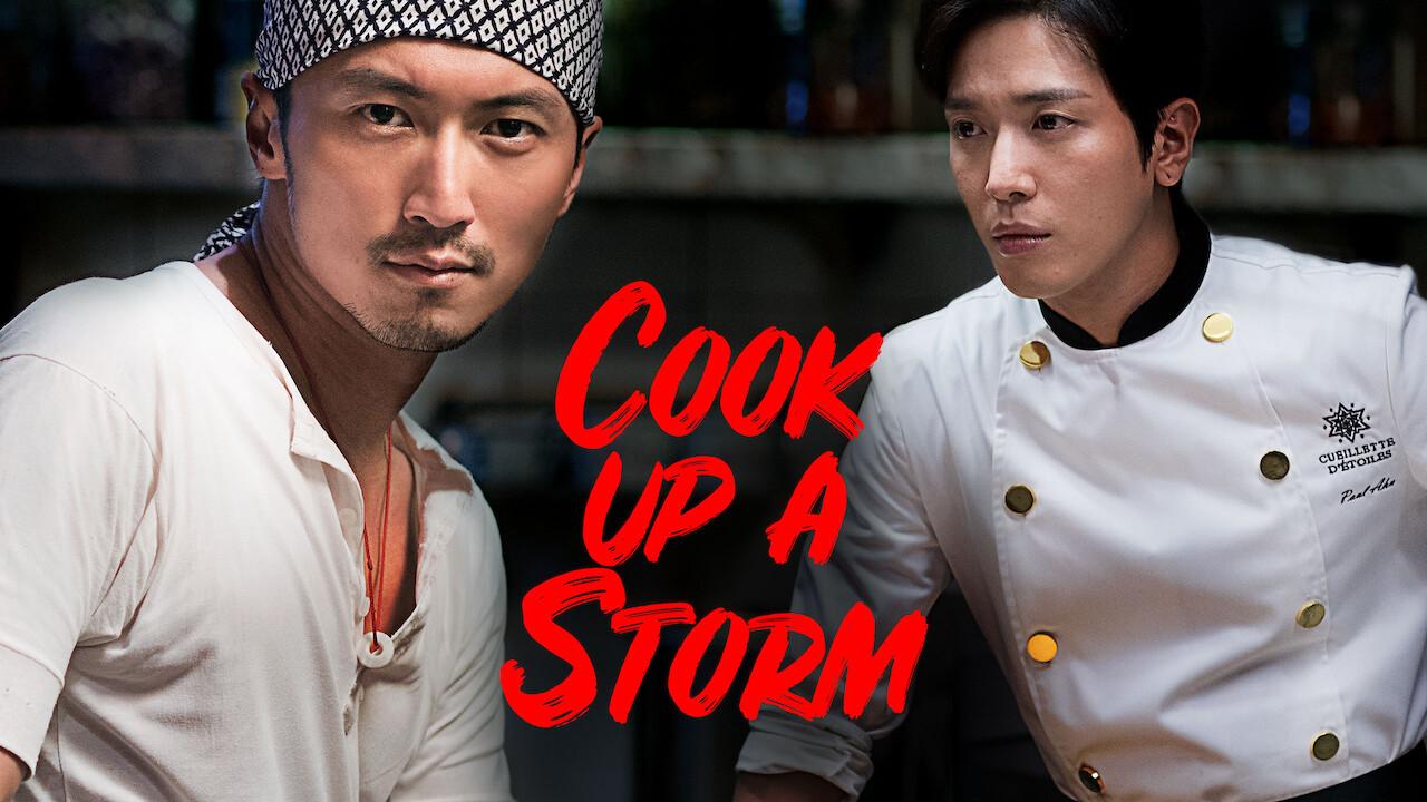 Cook Up A Storm on Netflix UK