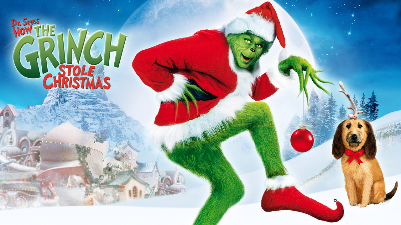 Is How The Grinch Stole Christmas 2000 Available To Watch On Uk Netflix Newonnetflixuk