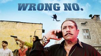 Wrong No. (2015)