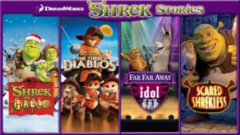 DreamWorks Shrek Stories (2012)