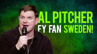 Al Pitcher - Fy Fan Sweden! (2017)