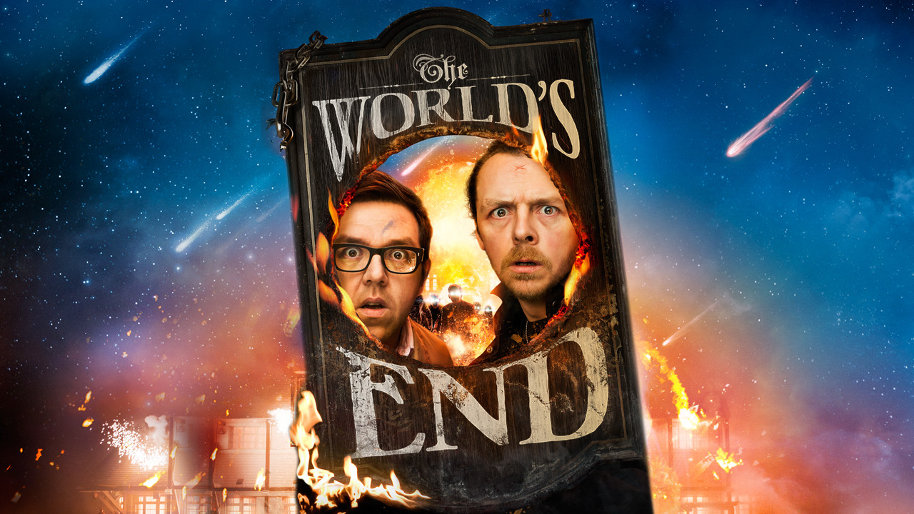 The World's End on Netflix UK