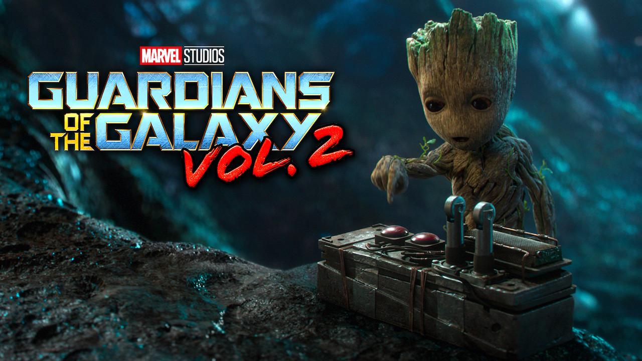 Guardians of the Galaxy Vol. 2 on Netflix UK