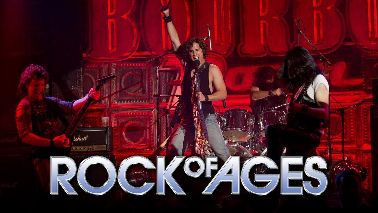 Rock of Ages on Netflix UK