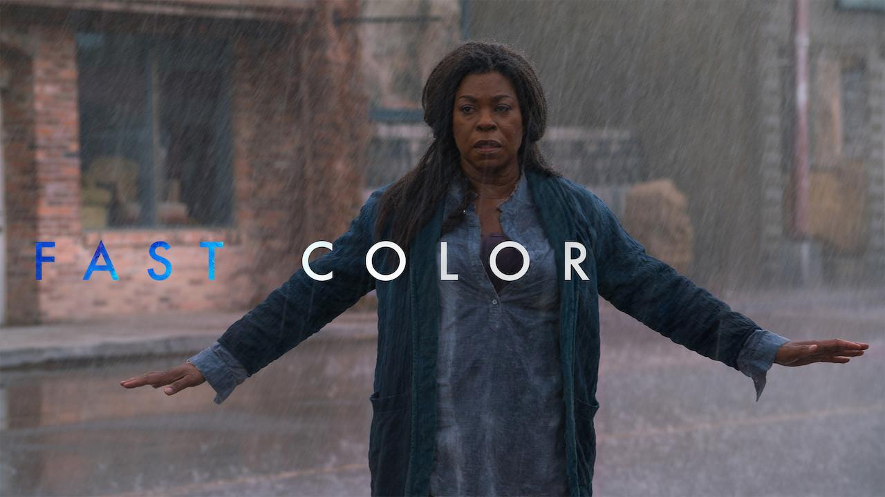 Fast Color on Netflix UK