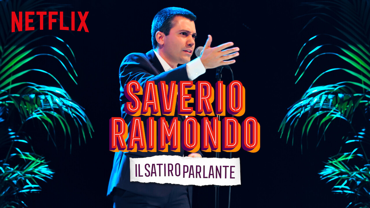 Saverio Raimondo: Il Satiro Parlante on Netflix UK