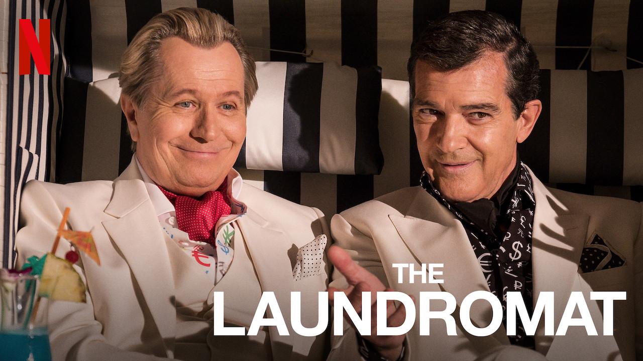 The Laundromat on Netflix UK