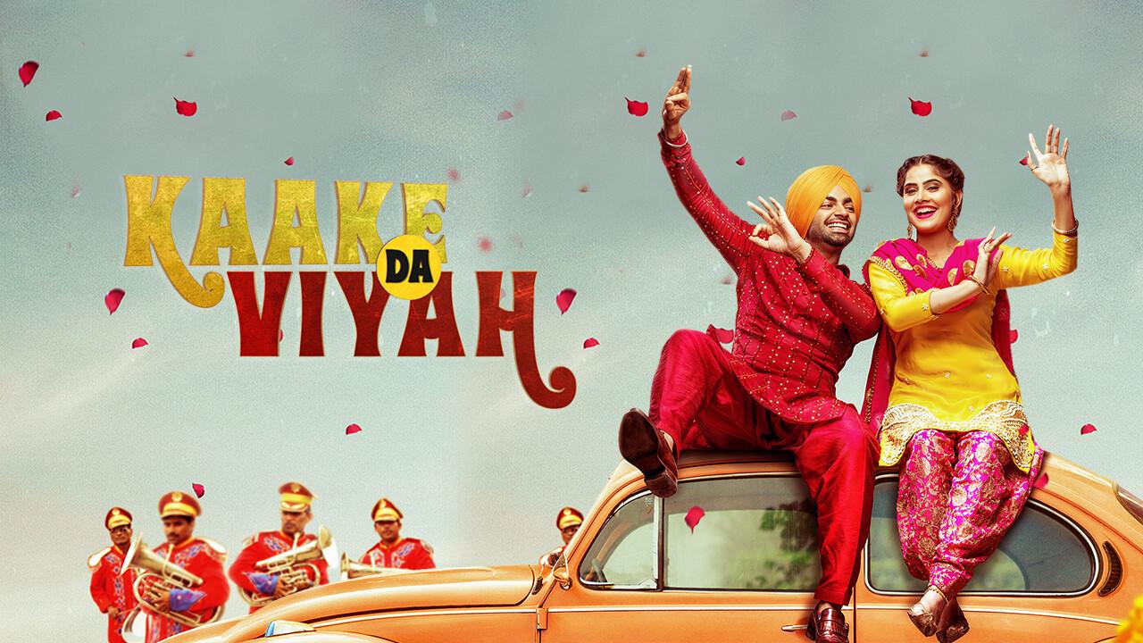 Kaake Da Viyah on Netflix UK