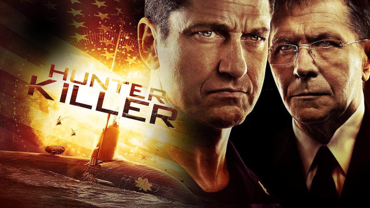 Hunter Killer on Netflix UK