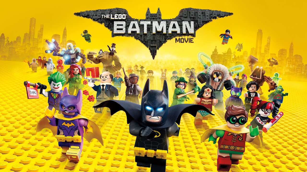The Lego Batman Movie on Netflix UK