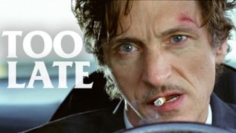 Too Late (2015)