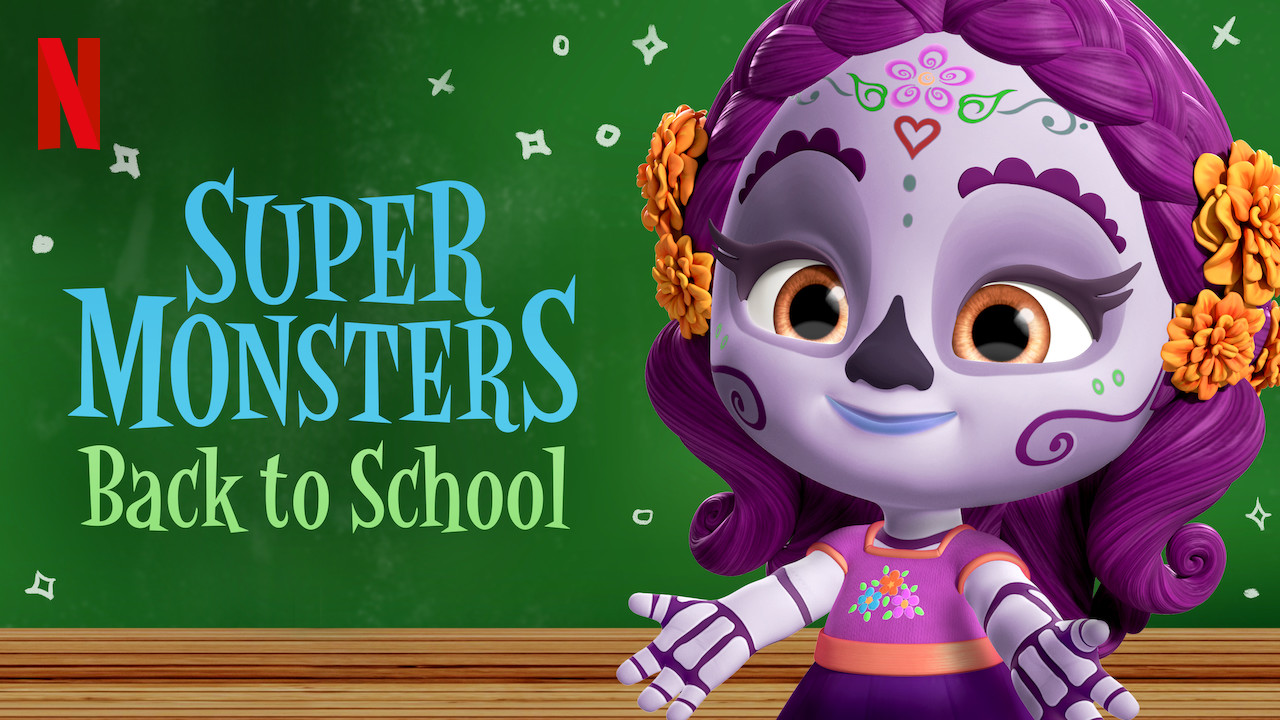 Super Monsters Back to School on Netflix UK
